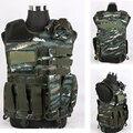 2016 New Colete tatico loja artigos militares airsoft tactical vest Leapers Law Enforcement molle Tactical Vest SWAT schutzweste