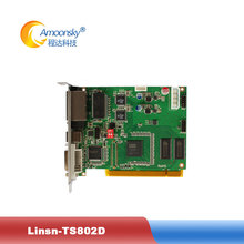 Sending-Card Led for Full-Color Video Led-Display Parts-Controller-System TS802D LINSN