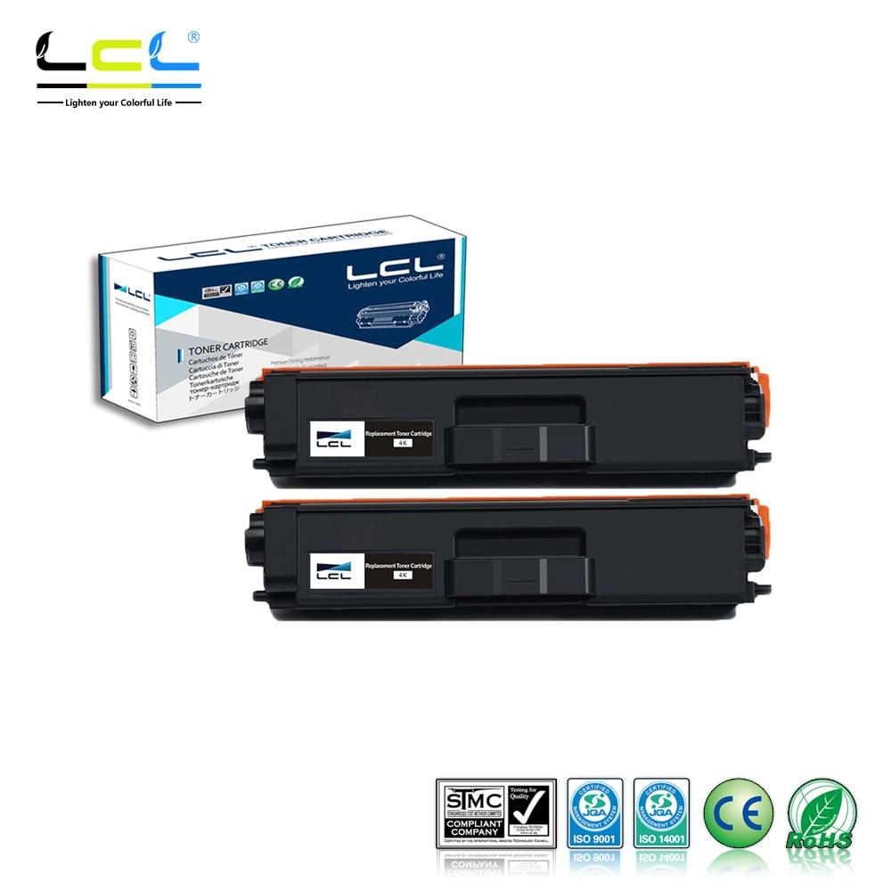 LCL TN326 TN321 TN326BK TN321BK 4000 Pages (2-Pack Black) Toner Cartridge Compatible for Brother L8250CDN/L8350CDW/L8400CDN cs tn115 color compatible toner printer cartridge for brother tn115 tn135 hl4050 hl4070 mfc9440 mfc9450 5k 4k pages