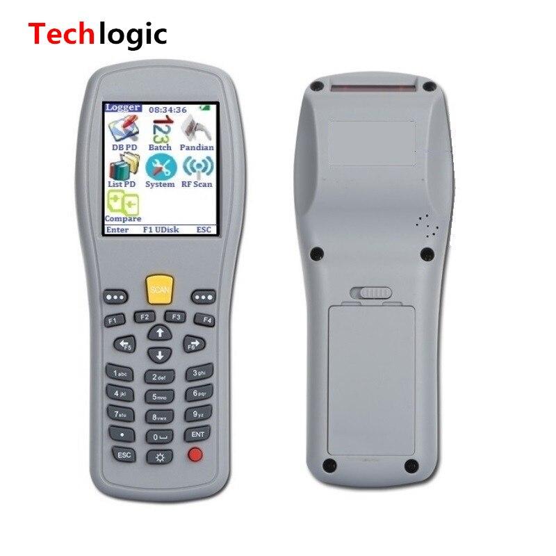Techlogic X5 Skanues i Portable Bar Kodi Skanues Wireless Barcode Gun - Elektronikë për zyrën - Foto 3