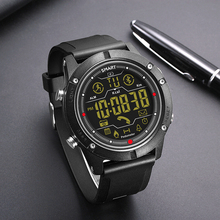 2019 new smart electronic watches outdoor sports watches large dial smart bracelet Bluetooth smart watch цена 2017