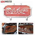 Top Fashion Orange Motorcycle Accessories Radiator Grill Guard Cover Protector For Ktm Duke 125 200 Motorcycles Performance