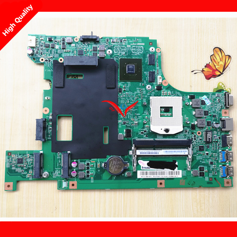 B590 Motherboard PGA989 HM77 with discrete Graphics GT740M n14p-gv2-b-a1 Fit for Lenovo B590 Notebook PC
