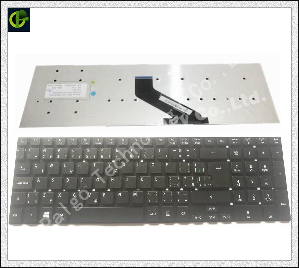 Czech Keyboard for Acer Aspire 5830 5830G 5830T 5830TG 5755 5755Z 5755ZG 5755G Gateway NV55 NV57 CZ fit Slovakia SK laptop