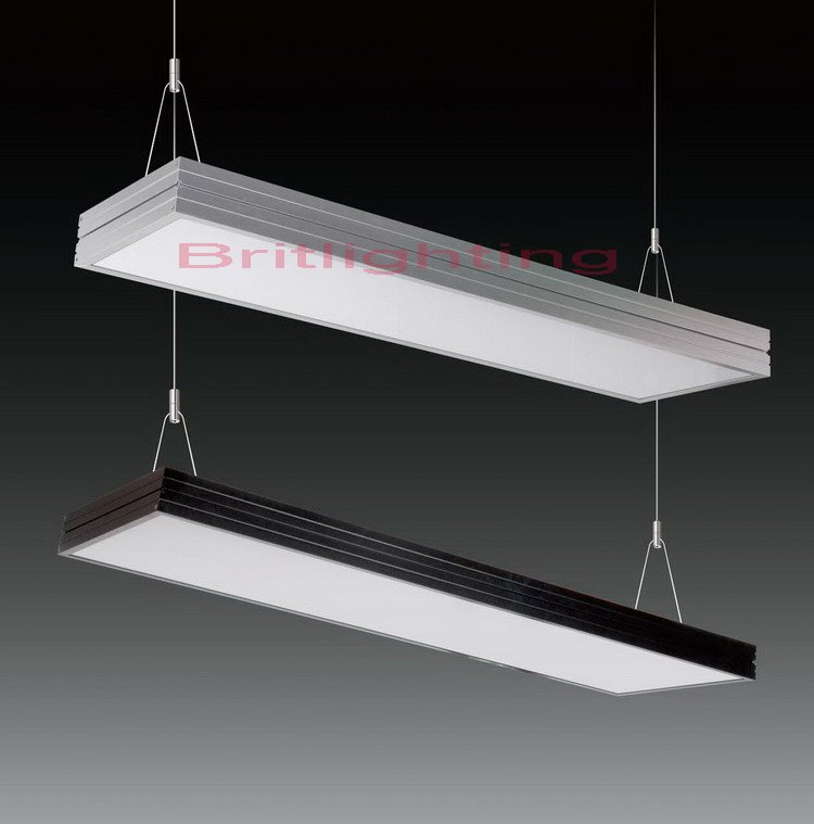 ФОТО office pendant lamp interior commercial lighting  library pendant lights  industrial pendant light T8 T5 fluorescent lighting