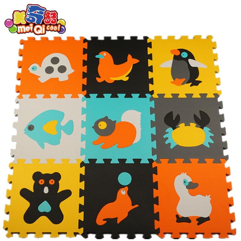 alfombras beb juego de los nios estera carpet eva foam kids juguetes para los recin nacidos