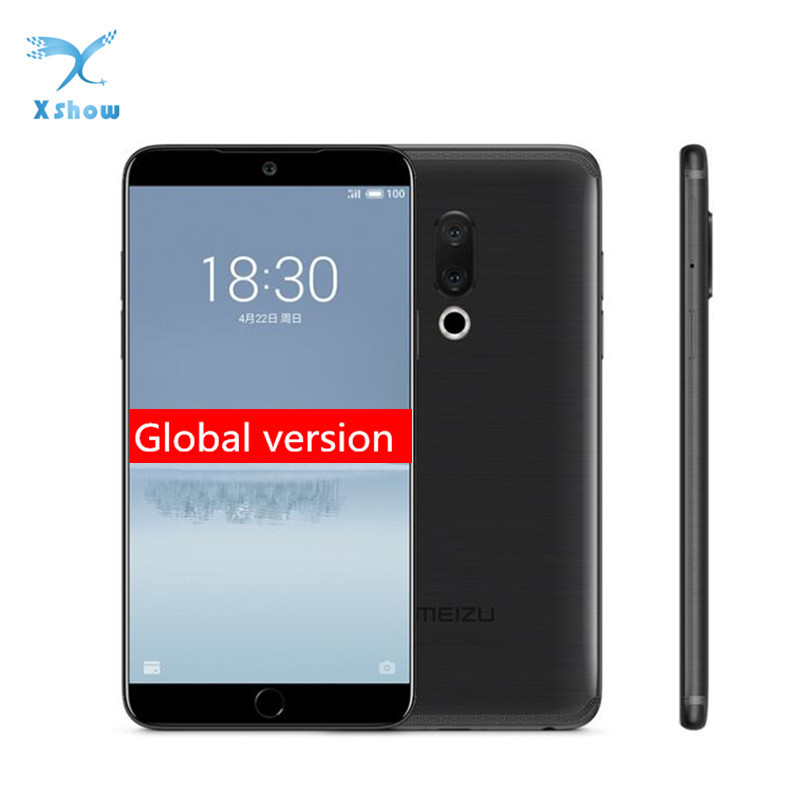 Global Version Meizu 15 4GB RAM 64GB ROM Cellphone Snapdragon 660 Octa Core 5.46