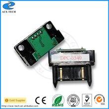 OEM Toner chip for Xerox DocuPrint C3540/3140 JP printer cartridge refill reset CT350376 30K with high quality все цены