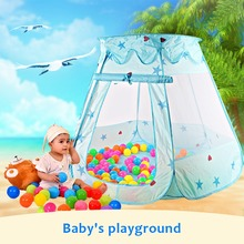 Lovely Big Princess Playing Tent For Kids Toy Play House Children Toys Indoor Outdoor Tent for Children Christmas Toy Gift