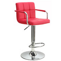 Rose Red Chair Hotel Hair Salon Stool Blue Pink Green Color Southeast Asian Shop Seat Free