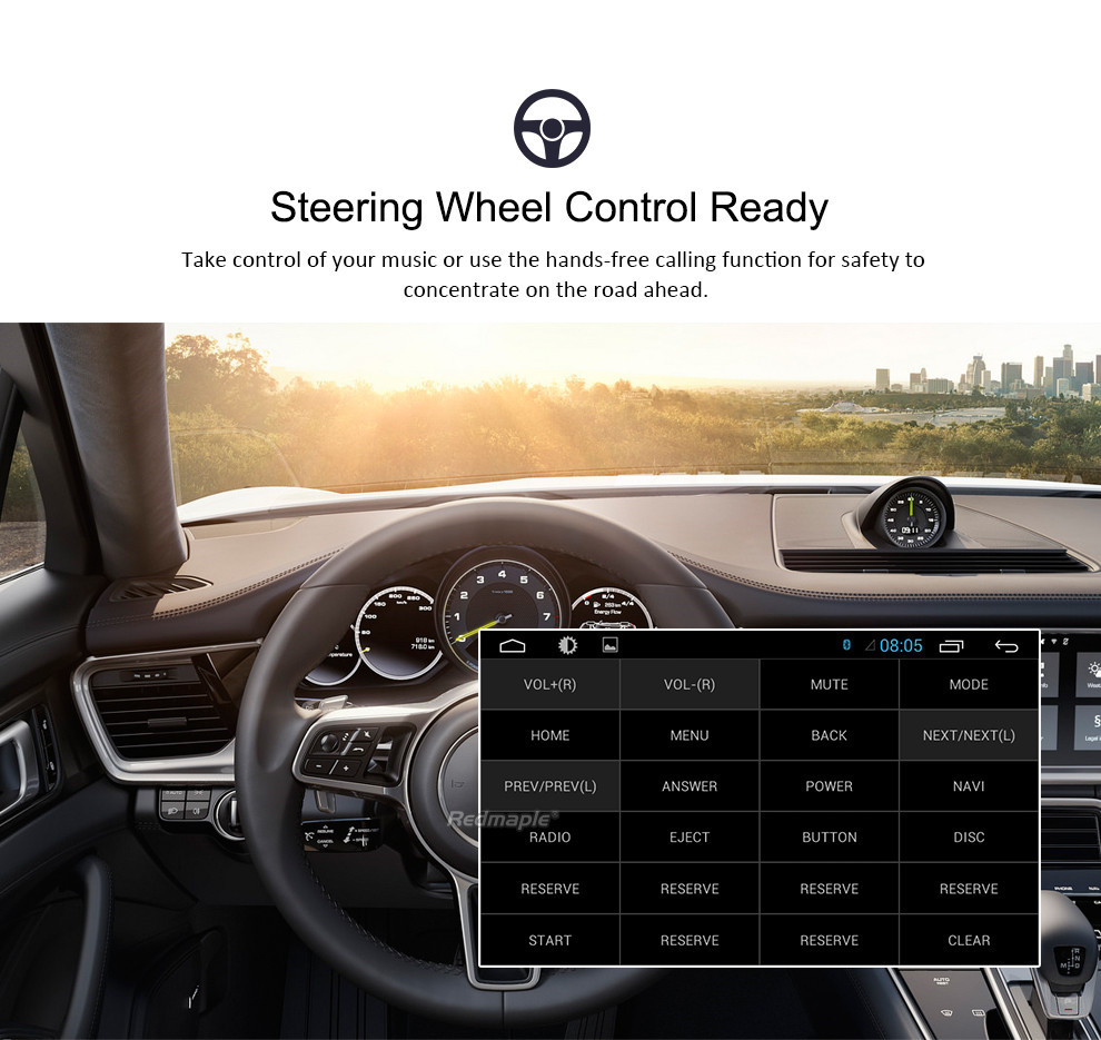 Image 5 - Android 9.0 Touch Screen Car GPS DVD Stereo For Citroen C4 C Triomphe C Quatre 2004 2009 Video Radio WIFI FM Multimedia Player-in Car Multimedia Player from Automobiles & Motorcycles