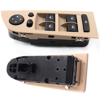 Car Accessories 61319217334 For BMW E90 318i 320i 325i 335i Power Window Control Switch High Quality Beige Panel Console Left