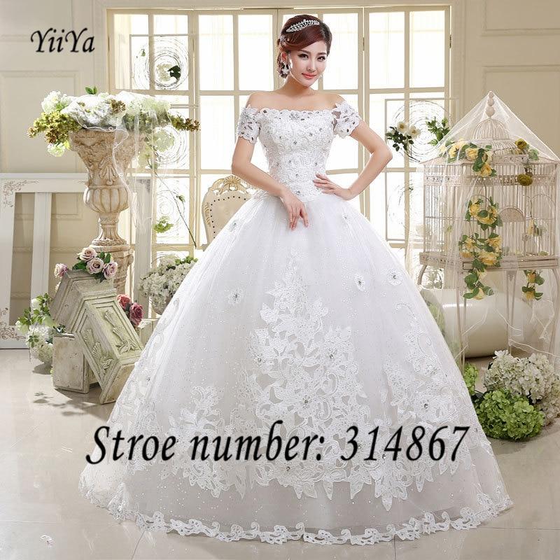 por wedding dress designs for short brides