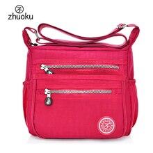 FIREBIRD!2015 new Korean fashion women shoulder bag Waterproof nylon Shoulder Messenger Multilayer bags H162