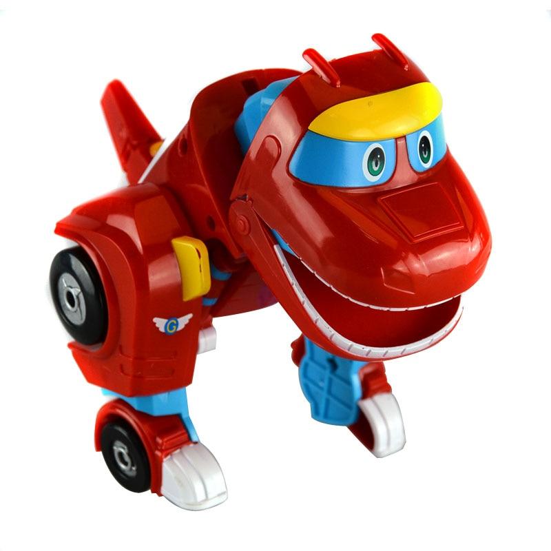 2016 new gogo dino rex robot toy deformation animation children 39 s kids gift in action toy. Black Bedroom Furniture Sets. Home Design Ideas