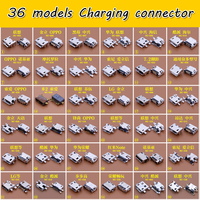 36 Models Micro Usb Jack Connector Common Used Charging Port For Nokia Xiaomi Lenovo Zte Huawei