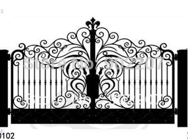Buy Door Garden Iron Gates Iron Garden