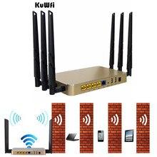 1200 Мбит/с 11ac двойной bnad Gigabit Беспроводной Router multi Функция через стены WiFi репитер AP маршрутизатор с высоким коэффициентом усиления Поддержка 128 пользователи