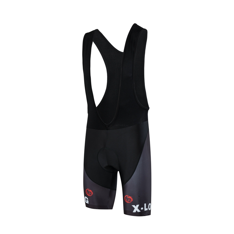 Mens Ropa Ciclismo Cycling Bib Shorts Black bicycle padded MTB shorts Cycling Wear Black Male Pro Sportswear shorts