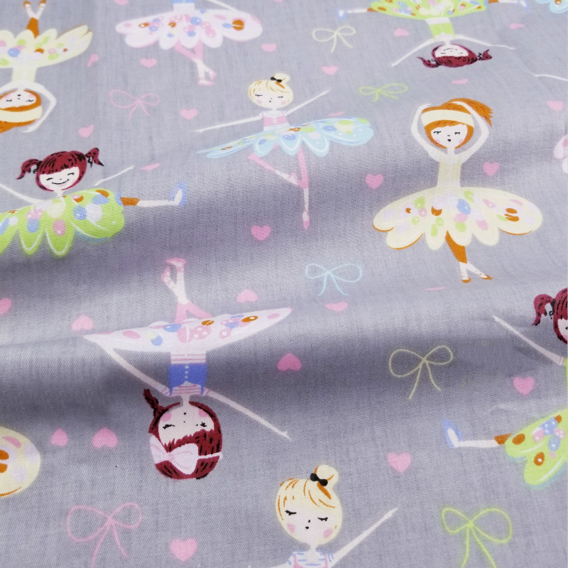 Printed Twill Cotton Fabric Patchwork Textile Cotton Cloth Handmade DIY Sewing Fabric Baby&Kids Clothing Cotton Fabric Pakistan