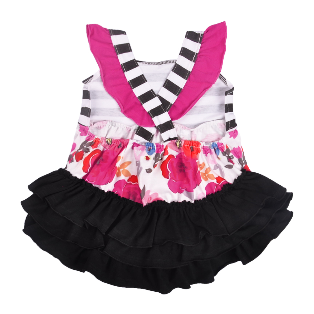 858b2f743be Wholesale New Design Summer Newborn Striped Hot Pink Bow Baby Girl Rompers  Toddler Kids Summer Boutique Clothes -in Rompers from Mother   Kids on ...