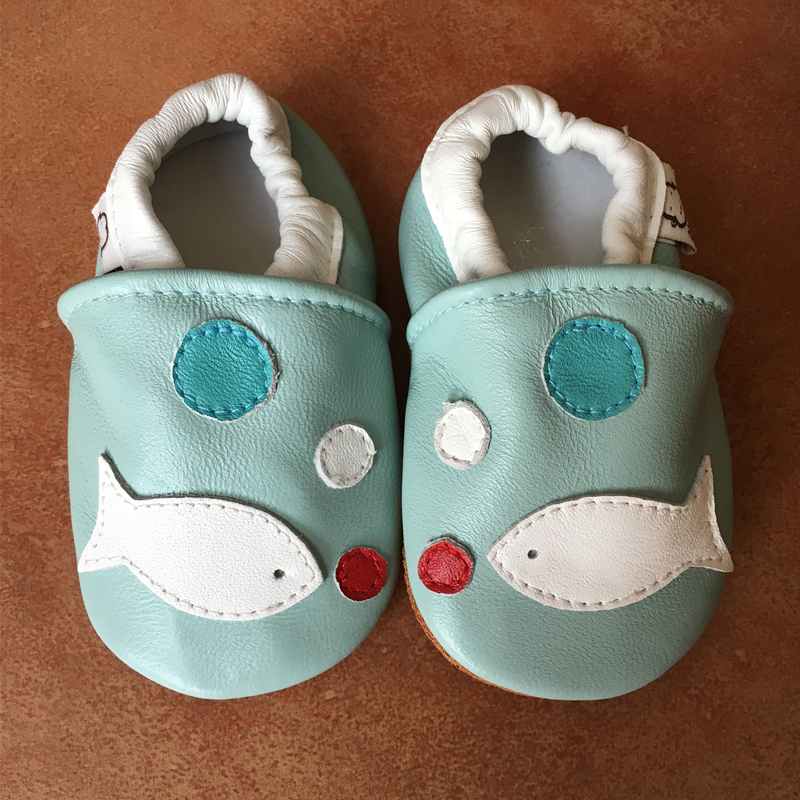 Baby Boy Shoes Soft Soled Genuine Leather Baby Slippers Soft Leather Baby Boys Girls Infant Shoes Slippers chausson enfant cuir
