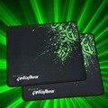 Promoción razer goliathus gaming mouse pad 300*250*2 borde de bloqueo velocidad alfombrilla de ratón/control de versión para dota2 mousepad diablo 3 cs