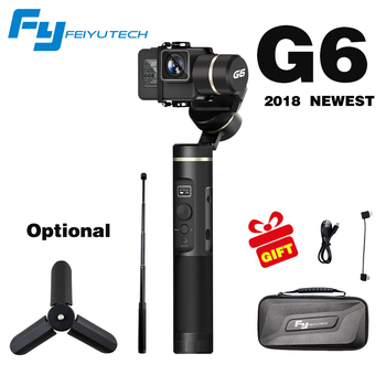FeiyuTech Feiyu G6 3 Axis Handheld Gimbal Stabilizer for action camera Gopro 6 5 4 RX0