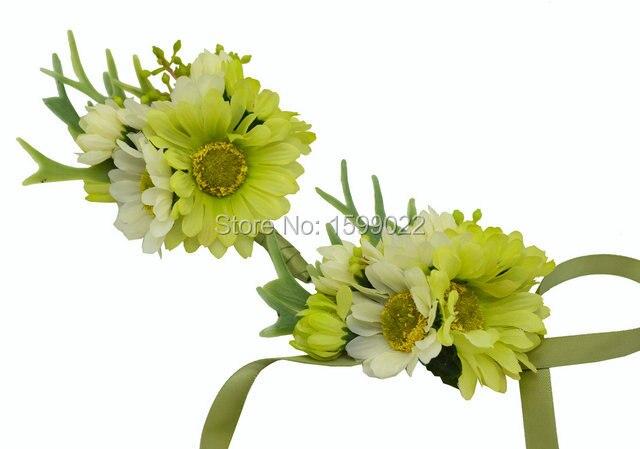 Fiori Matrimonio Rustico : Di nozze rustico di margherita bouquet di fiori per il matrimonio
