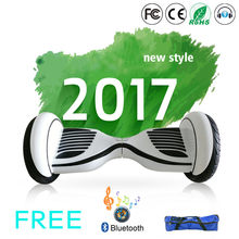 Trottinette Electrique Elektrische Skateboard Over Boord Hoverboard 10 Pouce Roue Electrique Balance Board Scooters Electriques(China)