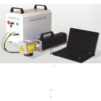 Cheaper Hand Held Portable Fiber Laser Marking Engraving Machine