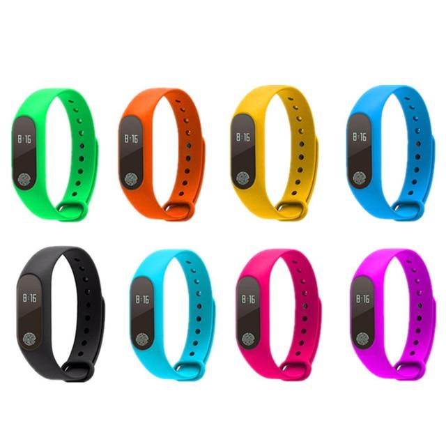 Wrist Sport Fitness Watch Bracelet Display Sports Tracker Digital LCD Walking Pedometer Run Step Calorie Counter WristBand 1