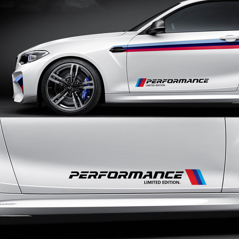 Popular Bmw Vinyl PerformanceBuy Cheap Bmw Vinyl Performance Lots - Bmw vinyl stickers