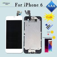 Display For IPhone 5 5S 6 6 Plus 6S LCD Screen Replament TouchScreen Module Full Assembly