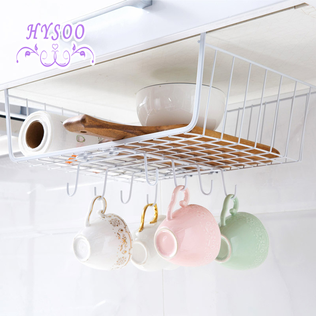 Kitchen Cabinet Under Counter Cabinet Shelf Table Bottom Hook Storage Shelf  Pallet Finisher