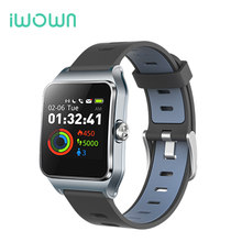 IWOWN P1C GPS Sports Watch Waterproof Dynamic Heart Rate Monitoring Compass Smart Watch Women and Men Smart Bracelet Android IOS(China)