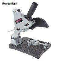 Berserker Angle Grinder Stand Angle Grinder Holder bracket for Stone Metal Cutting Machine for 100/115/125mm angle grinder