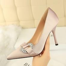 purple satin shoes с бесплатной доставкой на AliExpress.com 75aad5cf0333