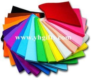40PCS/LOT.1mm Felt sheets,Fabric sheets,Felt crafts,Non-woven fabrics sheet ,Craft material,40 color,45x45x0.1cm