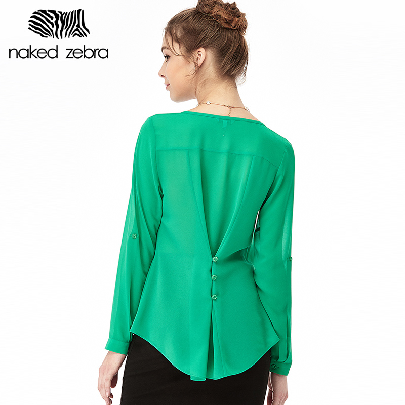 Naked zebra clothing camisetas tops de verano más tamaño v-cuello de la camisa d