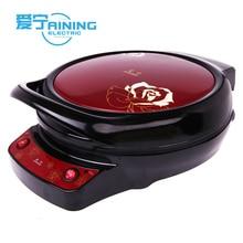 Электрическая сковорода для выпечки 913 Бытовая Автоматическая двухслойная подвесная машина