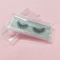 10 pairs mink eyelashes natural long makeup false lash 3d mink lashes full strip lashes eyelashes 1cm 1.5cm free shipping
