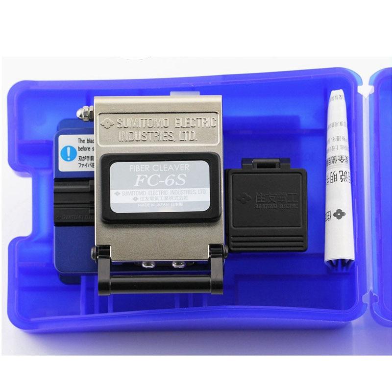Sumitomo FC-6S Optical Fiber Cleaver FC-6S/fusion Splicer Price/fiber Optic Cutting Tool