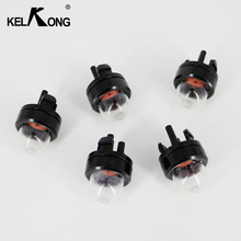 KELKONG 5*Carburetor Primer Bulbs Fuel Pump OEM for Chainsaws Blowers Trimmer Homelite Echo Ryobi Poulan Parts