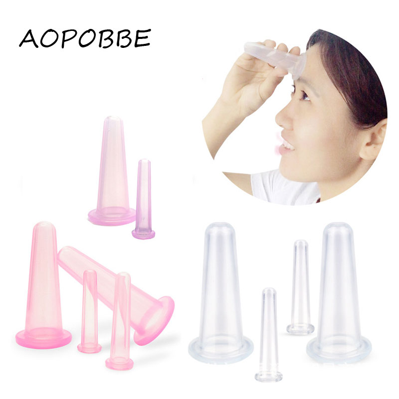 2 pcs jar vacuum cupping cans for massage ventosa celulitis suction cup chinese suction cups face massage cans anti cellulite(China)