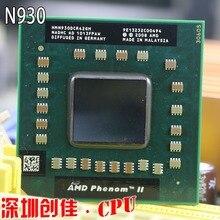 Бренд N930 AMD HMN930DCR42GM 638 pin PGA компьютерный процессор хорошее качество низкая цена