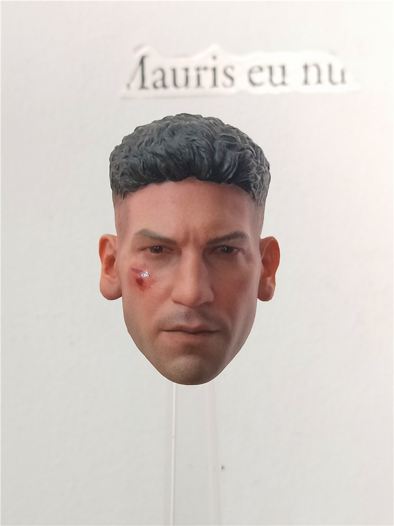 1 6 Jon Bernthal High Quality Head Sculpt for 12 39 39 Action Figures Bodies in Action amp Toy Figures from Toys amp Hobbies