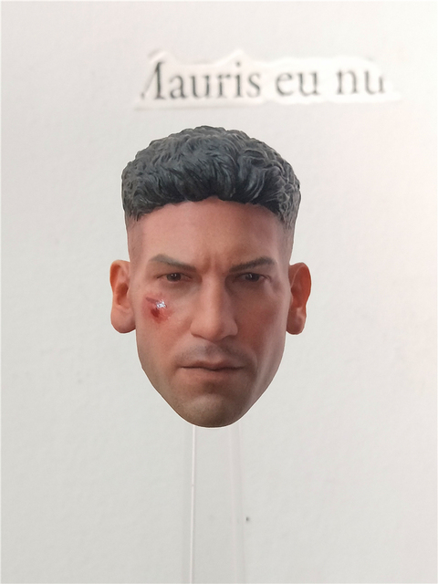 1/6 Jon Bernthal High Quality Head Sculpt for 12''Action Figures Bodies