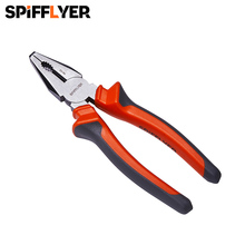 8 Combination Pliers Linesman Electrician Tools Mini Multi Hand Tool for Cable Cutter Wire Multitool Electrical
