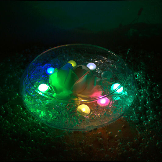 1200pcs/Lot Fairy Pearls!!! Magical LED Berries Battery ...